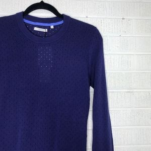 adidas Sweaters - Adidas Golf Essential Crewneck Sweater Perforated